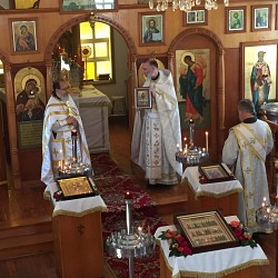 Saint Nicholas Russian Orthodox Church - History